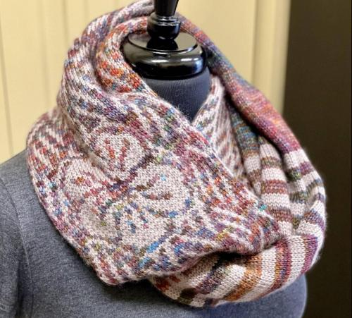 Garden Cowl - in English and Spanish