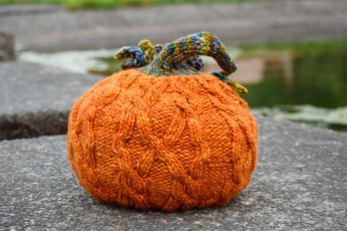 Autumn Spice Pumpkin