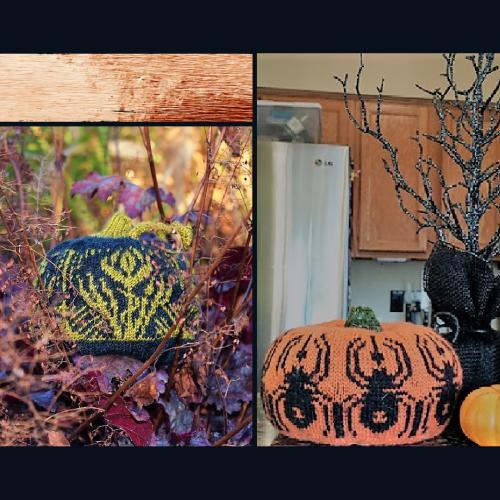 Colorwork Pumpkin