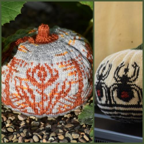 Colorwork Pumpkin