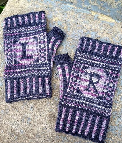 #9 My Sense of Direction Mitts